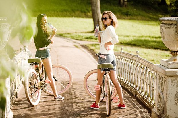 В Павловском парке открылся велопрокат. Изображение № 1.