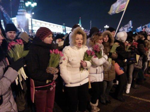 Онлайн-трансляция: Митинги в Москве и Петербурге. Изображение № 17.
