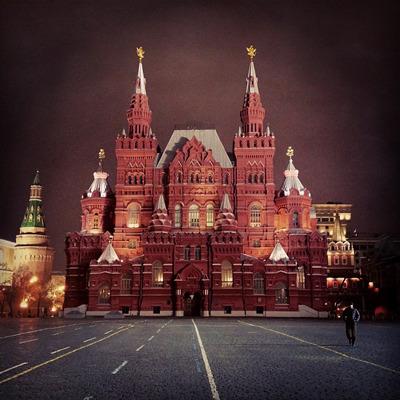 Дневник хостела: Как живут туристы в Москве. Изображение №13.