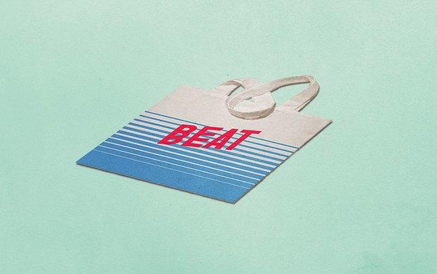 Beat Film Festival выпустил сувениры со своей символикой. Изображение № 1.