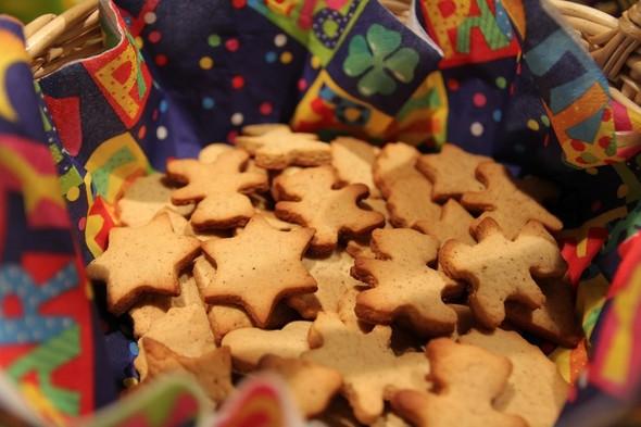 Ароматное имбирное печенье. Изображение №4.