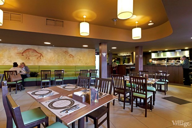 Новое место (Киев): Бразильский ресторан Grill do Brasil. Зображення № 10.
