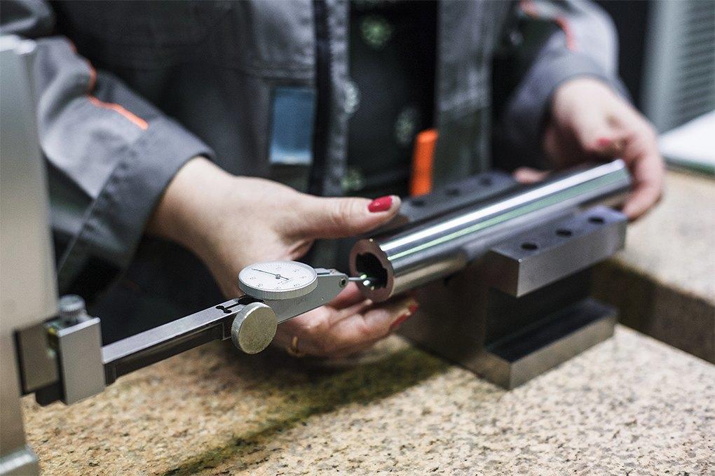Производственный процесс: Как делают винтовки. Изображение № 9.