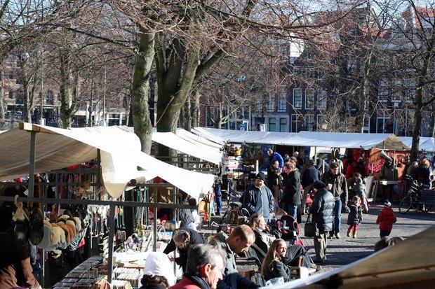 Иностранный опыт: Ярмарки выходного дня в Нью-Йорке, Амстердаме, Норфилде, Шанхае и Крайстчерче. Изображение № 47.