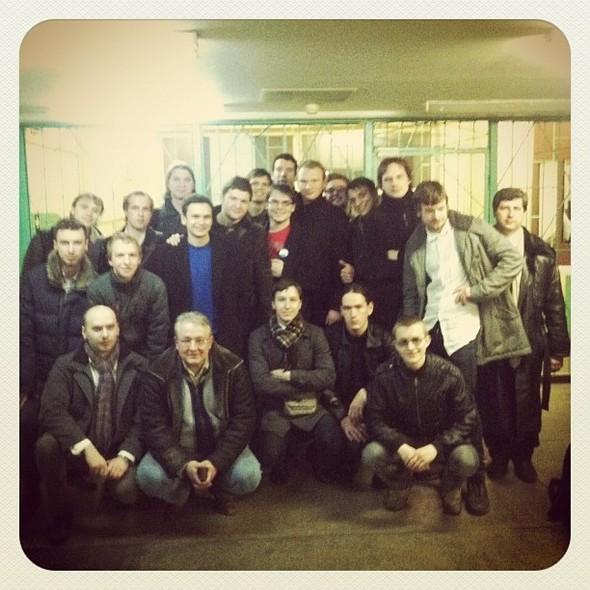 Фотография задержанных из Twitter Алексея Навального. Изображение № 2.