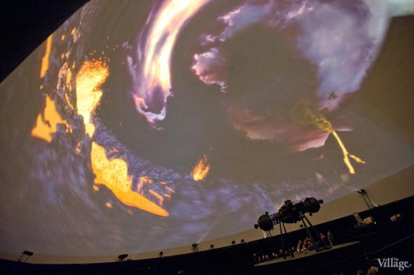 Atmasfera 360: Сферическое кино, игры на сенсорных панелях и шоколадные телескопы. Зображення № 4.