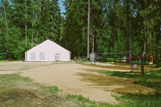 Под Петербургом откроется летний проект Forest Camp . Изображение № 1.