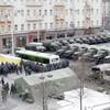 Фоторепортаж: Митинг 5 марта на Исаакиевской площади. Изображение № 2.