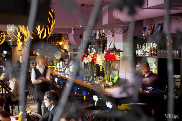 Московский бар Global Point —Barry Bar. Изображение № 19.
