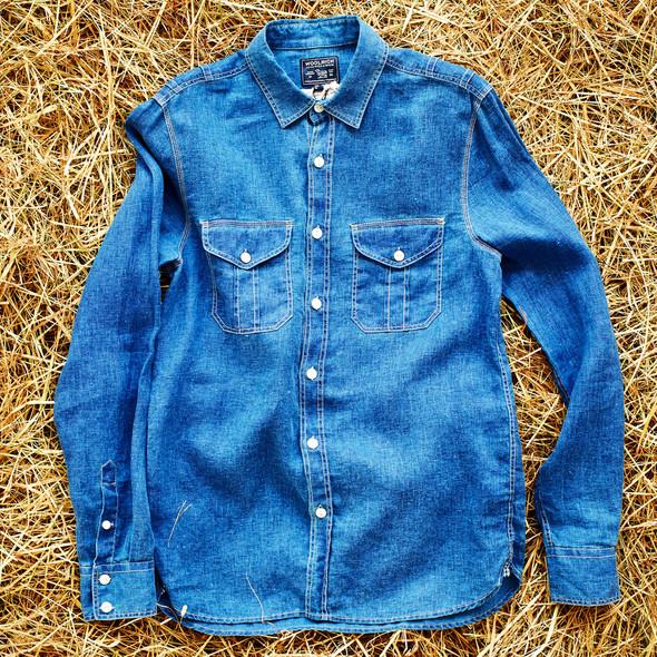 Вещи недели: 15 джинсовых рубашек. Изображение №13.