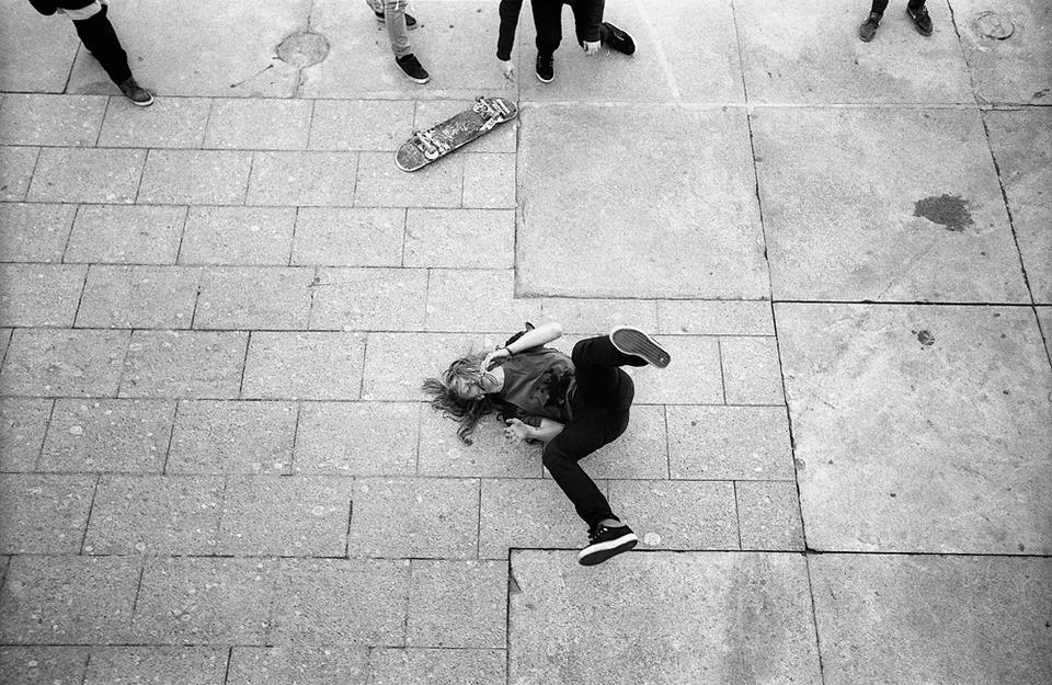 Камера наблюдения: Москва глазами Натальи Колесниковой. Изображение №4.
