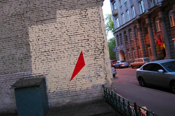 Работы Игоря из серии Street geometry figures, 2007-2008 гг. Изображение № 22.