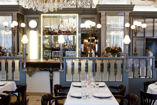 На месте ресторана The Most открылось заведение Александра Мамута . Изображение № 8.