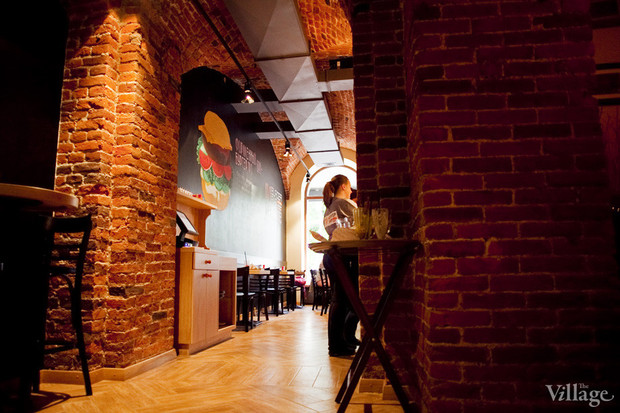 Новое место: Бургер-бар «11/1». Изображение № 16.