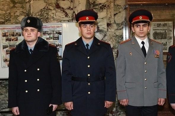 Изображение 2. В Москве представили новую форму полицейских.. Изображение № 2.