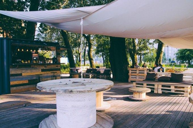 Вяхт-клубе наВасильевском острове открылось летнее кафе Dockers . Изображение № 2.