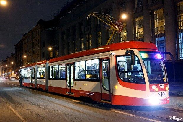 Современный трамвай-челнок свяжет «Новочеркасскую» и Народную. Изображение № 1.