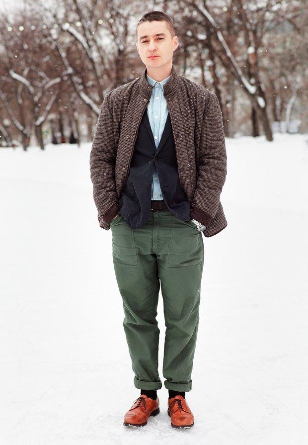 Внешний вид: Максим Балабин, креативный директор. Изображение №1.