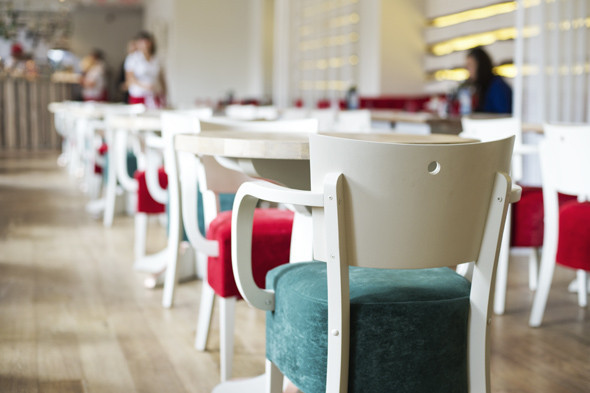 Новое место (Киев): Ресторан Carpaccio Cafe. Зображення № 17.