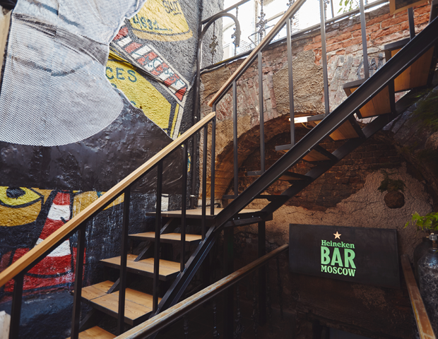 Heineken Bar, ул. Большая Дмитровка, 11с7. Изображение № 33.