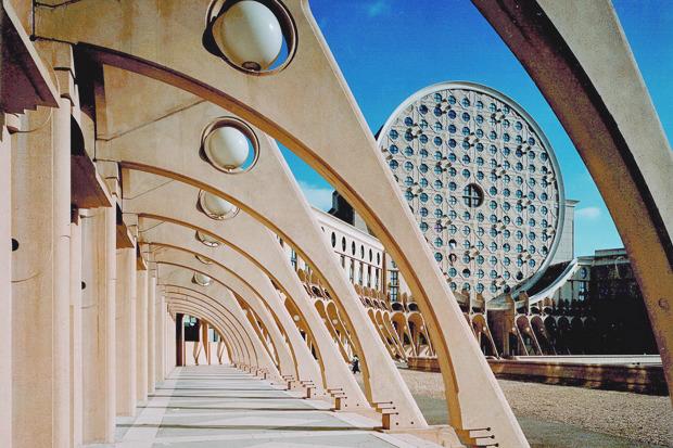 Мануэль Нуньес Яновский — площадь Пикассо в Нуази-ле-Гран (Париж) . Изображение № 4.
