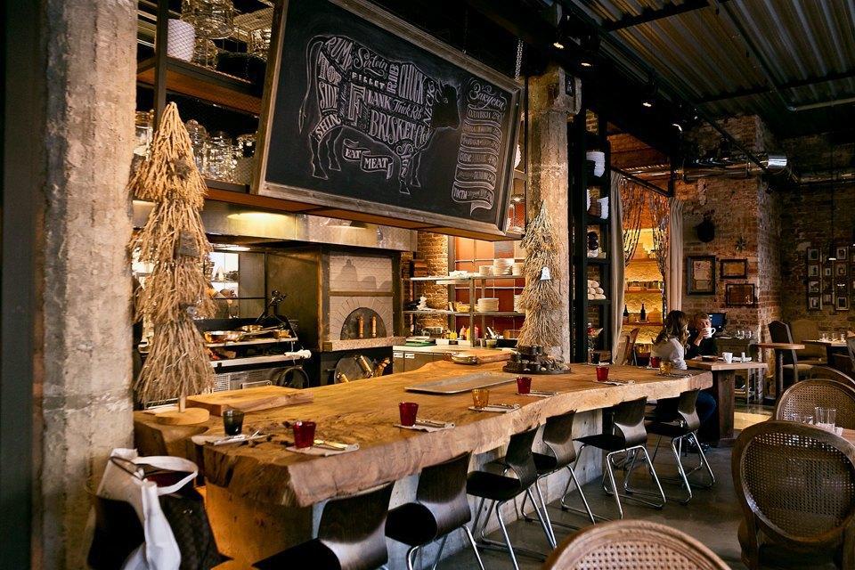 Ресторан Lesartists. Изображение № 1.