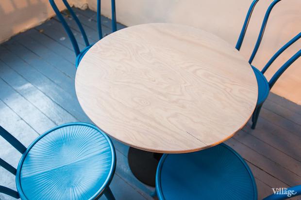 Новое место (Петербург): Кафе-бар «Чайки». Изображение № 16.