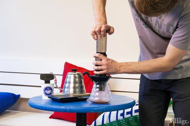 Новое место: Кофейня Friday Cup . Изображение № 10.
