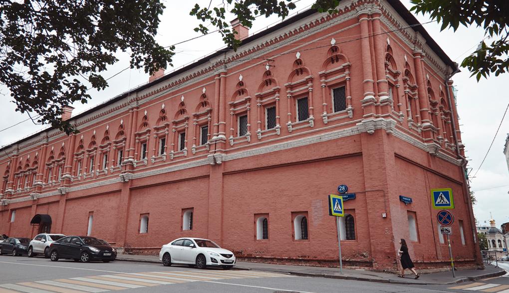 Высоко-Петровский монастырь, ул. Петровка, 28 . Изображение № 47.