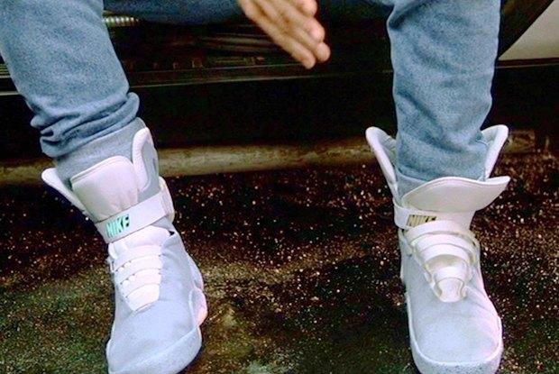 Кроссовки Марти адаптируются под него, изменяя свой размер . Изображение № 7.
