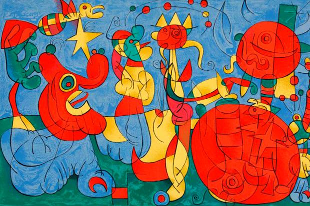 Предпоказ Германа, ночь Миядзаки, Пикассо в «Пушкинском» и еще 16 событий ближайших выходных. Изображение № 7.