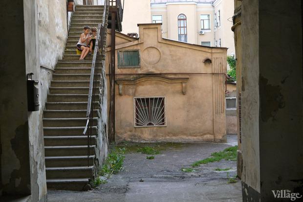 По ту сторону: Прогулка по одесским дворикам. Зображення № 20.