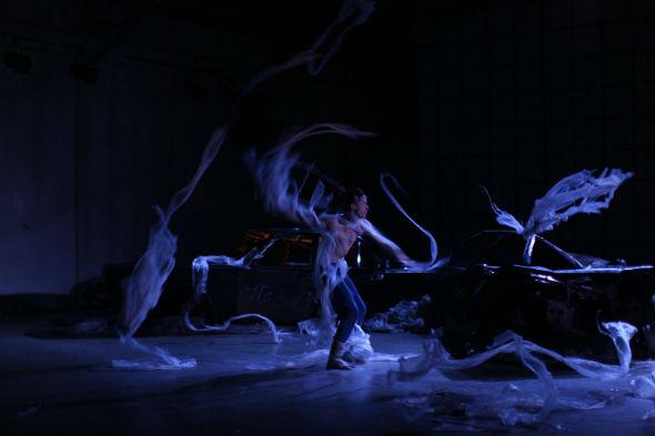 «Платформа»: Экспериментальная театральная площадка открывает новый сезон. Изображение № 11.