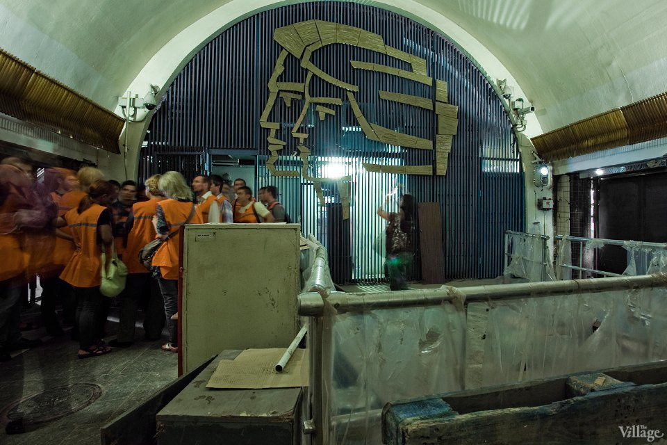 Фоторепортаж: Как ремонтируют «Петроградскую». Изображение № 21.