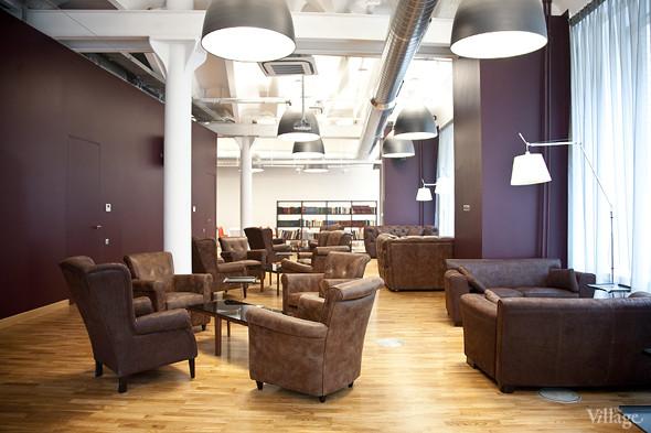 Офис недели (Москва): Клубный офис Cabinet Lounge. Изображение № 10.