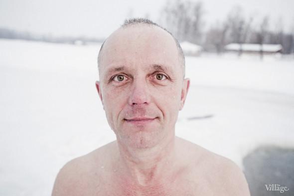 Голая правда: Киевские моржи о закалке, здоровье и холоде. Изображение №11.