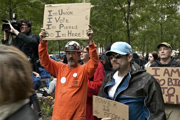 Народ против: Главные протесты 2011 года. Изображение № 40.
