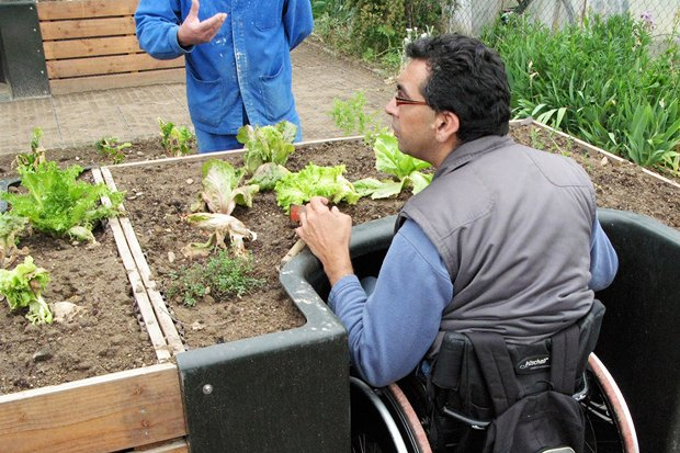 Иностранный опыт: 6 городских проектов для инвалидов. Изображение № 16.