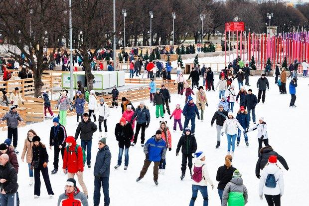 Люби и катайся: Где заняться олимпийскими видами спорта вМоскве. Изображение № 21.