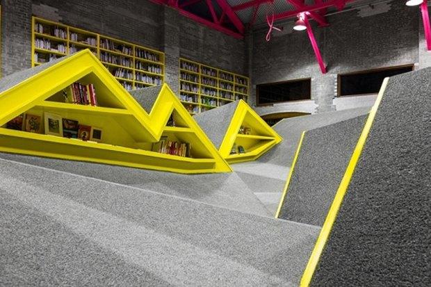 5 идей для городских библиотек. Изображение № 2.