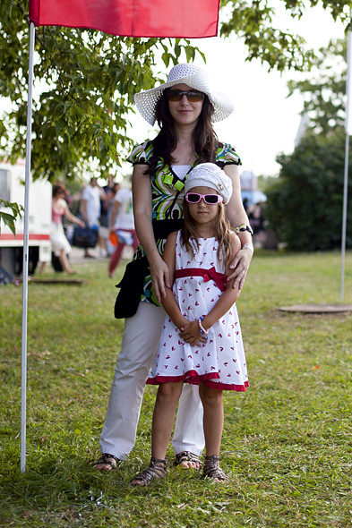 Родители с детьми на пикнике «Афиши». Изображение № 6.