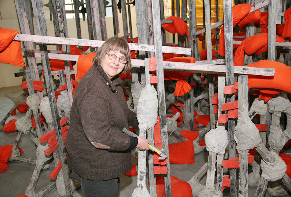 Arsenale 2012: Филлида Барлоу — о биеннале и своих работах. Зображення № 5.