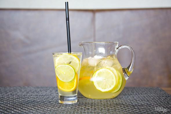 Жаропонижающее: 12 необычных лимонадов. Изображение №31.