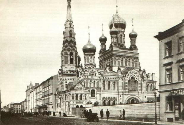 Церковь Покрова Пресвятой Богородицы, 1900-е. Изображение № 2.