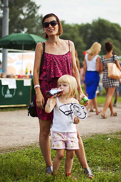 Родители с детьми на пикнике «Афиши». Изображение № 11.