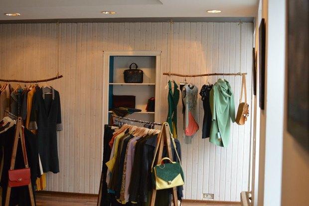 На Фонтанке открылся магазин одежды петербургских дизайнеров. Изображение № 1.