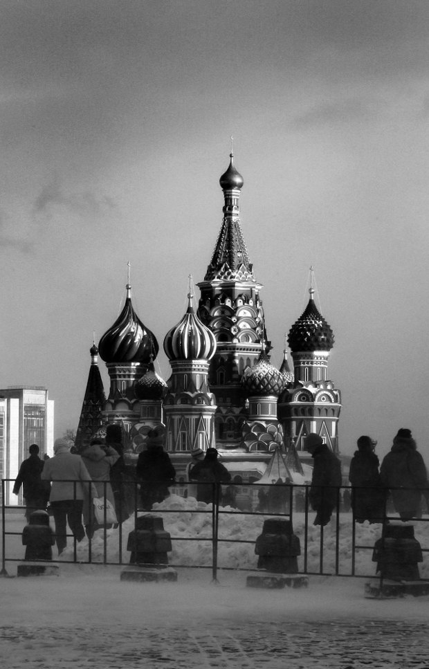 Камера наблюдения: Москва глазами Михаила Почуева. Изображение №18.
