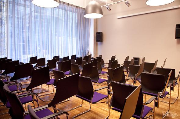 Офис недели (Москва): Клубный офис Cabinet Lounge. Изображение № 21.