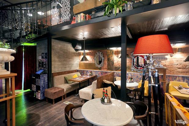 В Доме Мертенса открылся ресторан-кондитерская Bengel & Zaek. Изображение № 3.