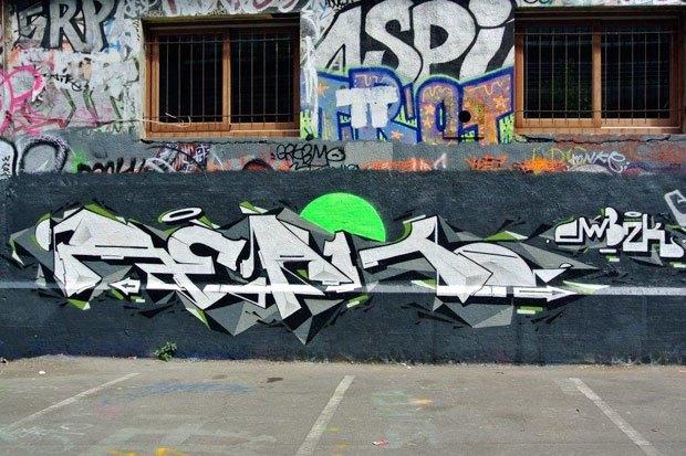 Граффити, изменившие улицы Колумбии, Франции, Турции иВенгрии. Изображение № 9.